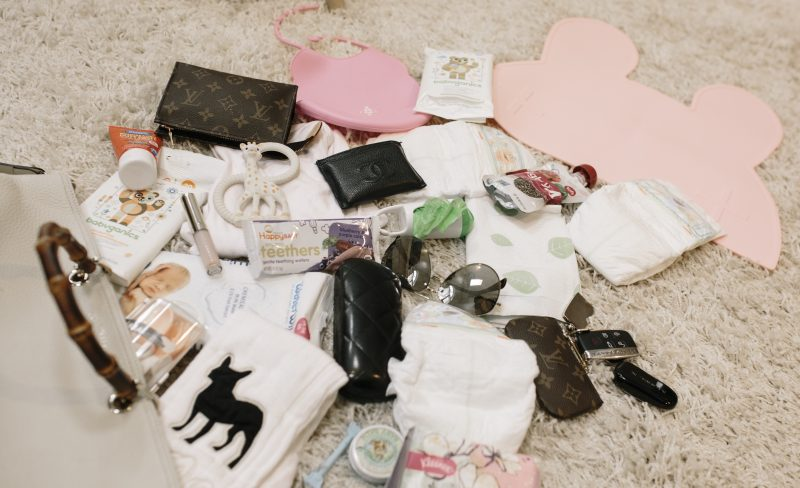 what to put in a diaper bag